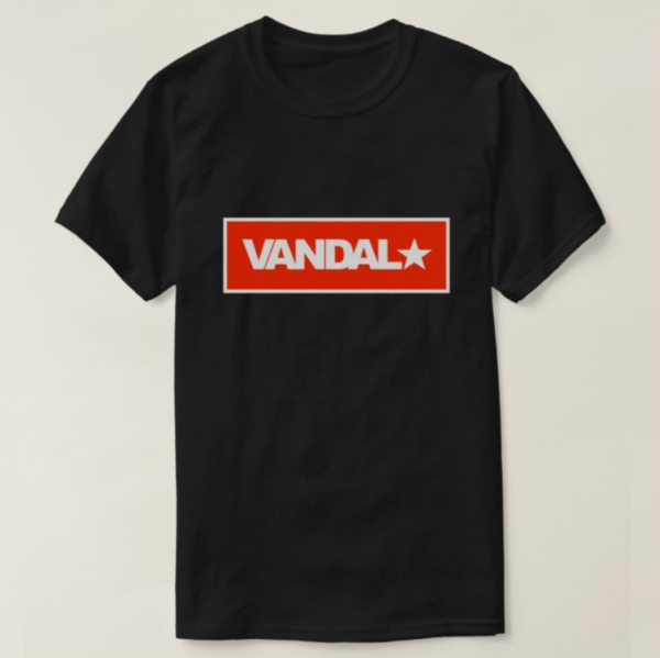 RED BRICK T-SHIRT | FRONT
